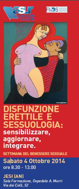 Disfunzione Erettile e Sessuologia - Jesi -Ancona