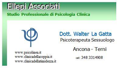 Dr. Walter La Gatta psicologo