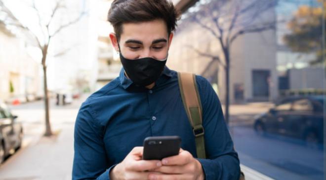 Ereutofobia e mascherine per il Covid 19