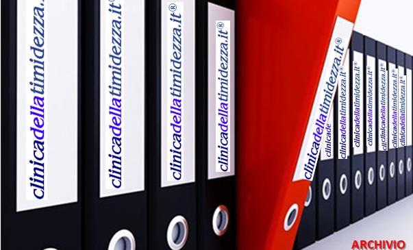 Archivio Storico della Consulenza online 1