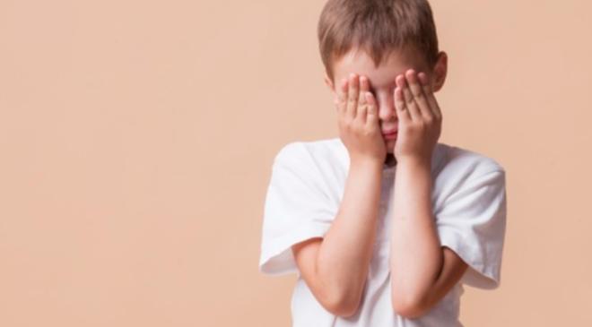 L'imbarazzo spiegato ai bambini
