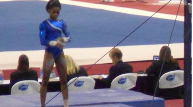 Timidezza e sport: la storia di Gabby Douglas