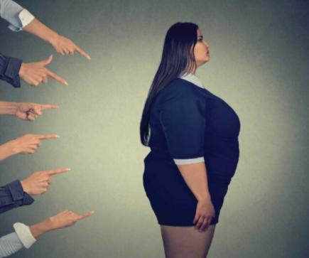 Il pregiudizio nei confronti degli obesi