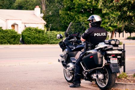Il lavoro ansiogeno dell'agente di polizia