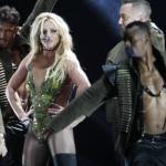 Britney Spears è timida