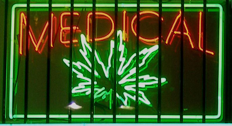 Marijuana terapeutica e criminalità