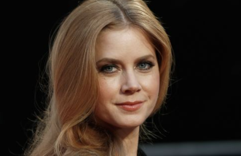 Amy Adams è timida