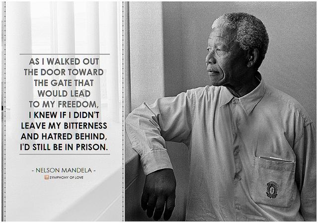 Nelson Mandela e il perdono