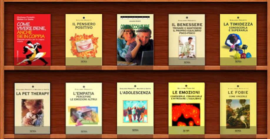 Libri Giuliana Proietti Walter La Gatta
