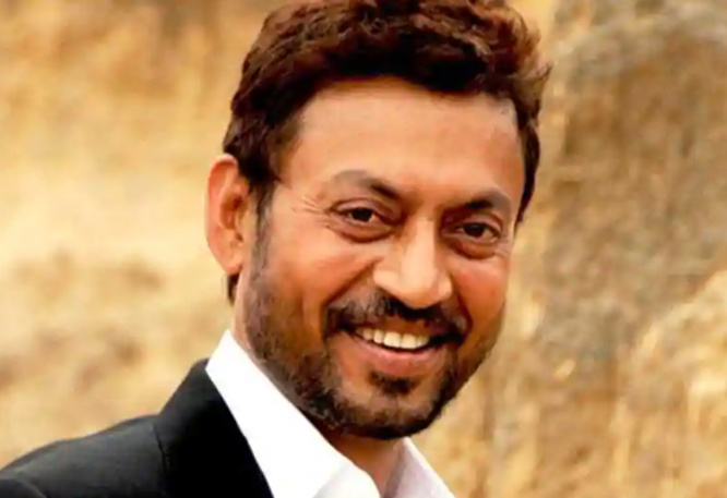 Irrfan Khan era timido