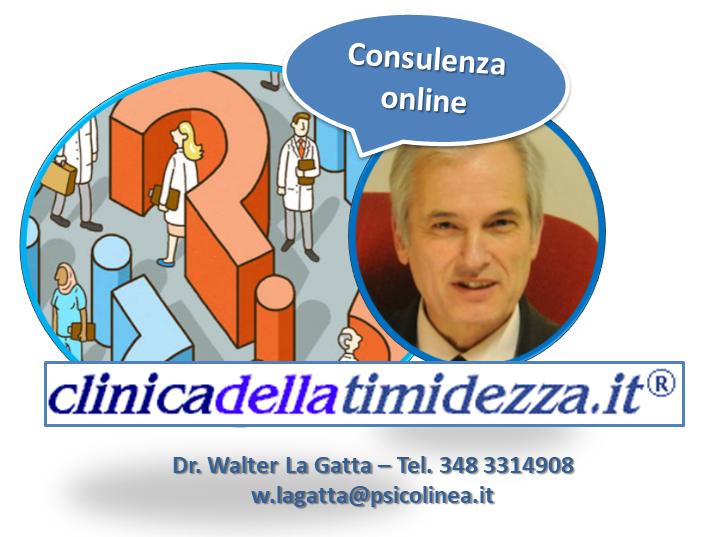 Consulenza online Walter La Gatta