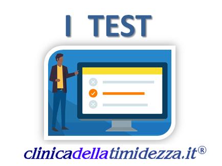 I Test Clinica della Timidezza