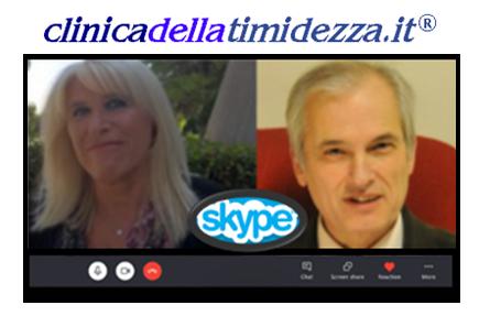 Chiedi una Consulenza su Skype