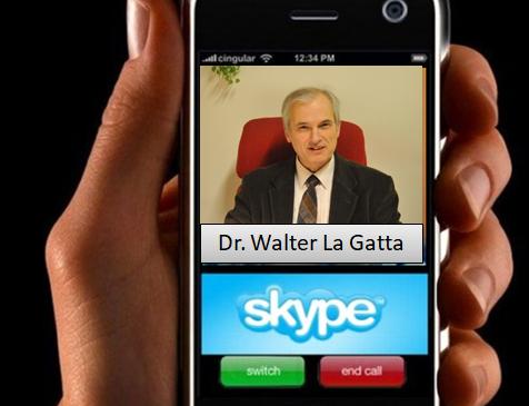 Dr. Walter La Gatta Skype