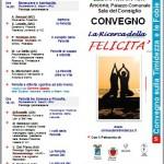 Convegno La ricerca della felicità – Ancona 20 Ottobre 2012