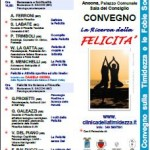 LA RICERCA DELLA FELICITA' Convegno Ancona 20 Ottobre 2012