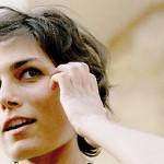 Valeria Solarino è timida