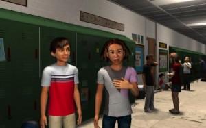 Bambini timidi: aiutarli con gli avatars?