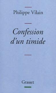 confessioni di un timido
