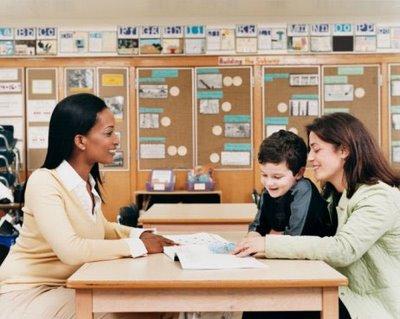 colloqui con gli insegnanti