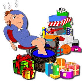 stress natalizio